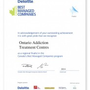 Regional Finalists in Canada's Best Managed Companies program